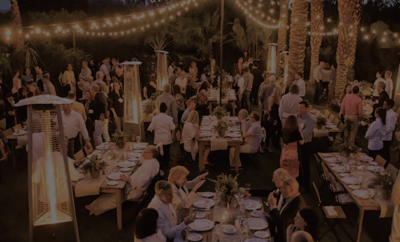 5 NEW TRENDS IN EVENT PLANNING